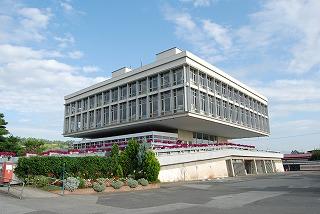 市役所庁舎:寒河江市公式サイト